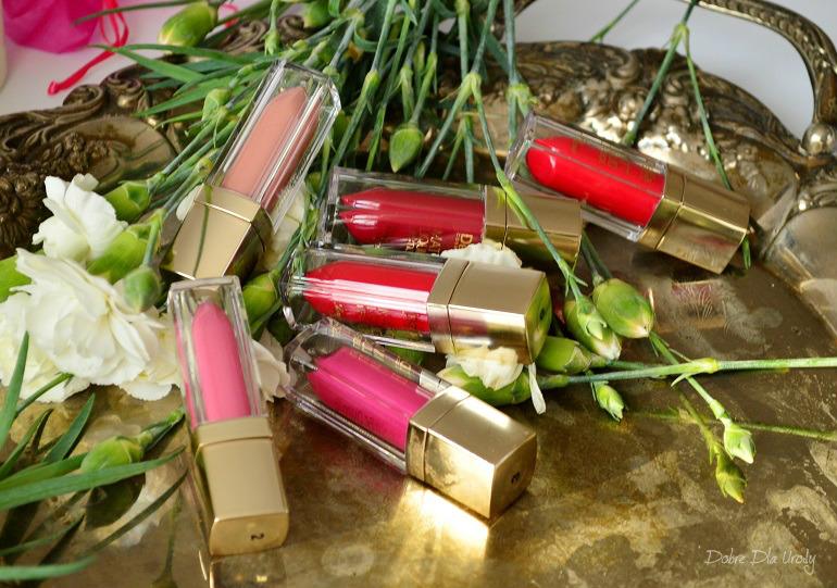 Delia Cosmetics Matowe pomadki Liquid Lipstick Matt & Long lasting