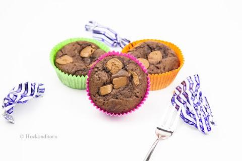 Truffle Chocolate Muffins
