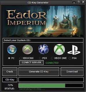 Eador Imperium Key Generator (Free CD Key)
