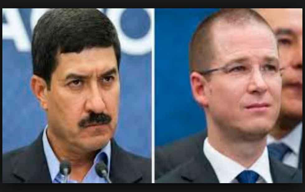 """Rompe Corral con el """"Joven Dictador""""  Anaya... luego da marcha atrás"""
