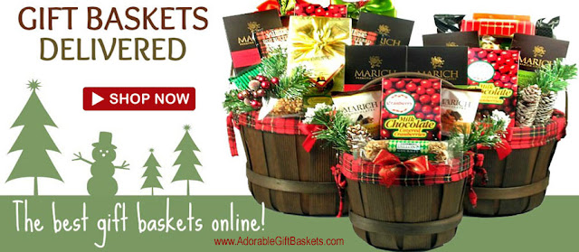 Adorable Gift Baskets, LLC: Remember the True Meaning of Christmas Gifts