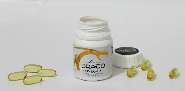 Omega 3  Elixir Dragó