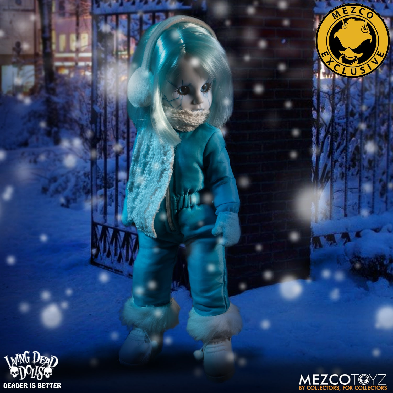 fef923e43 Collecting Toyz  Living Dead Dolls Resurrection Frozen Charlotte Variant