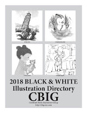 2018 CBIG Black & White Illustration Directory
