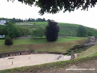 vinhedo trier guia brasileira - Trier, a cidade romana mais antiga da Alemanha