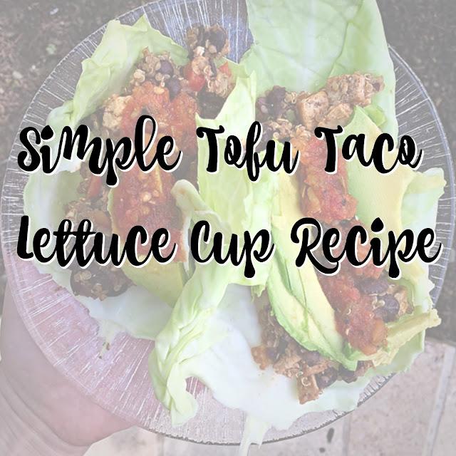 Simple Tofu Taco Recipe