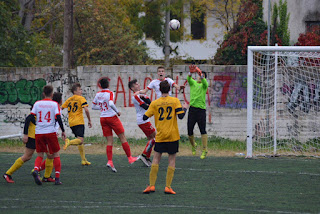 SANTOS (ΑΕΚ F.C) - OLYMPIAN F.C. 2-3