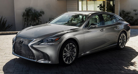 Lexus Won't Call Its Driver Assistance Systems Self-Driving Technology