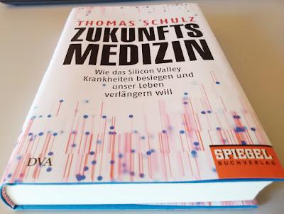 """Das Buch """"Zukunftsmedizin"""" von Thomas Schulz"""