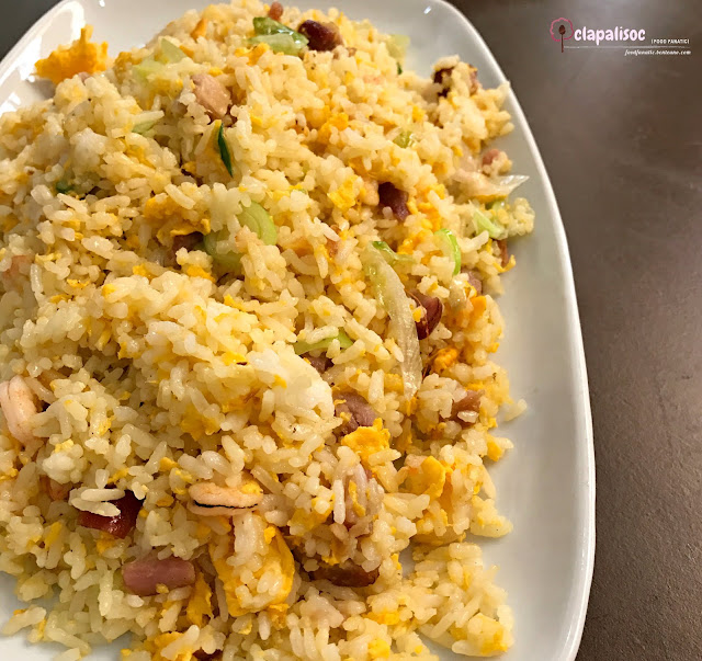Yang Chow Fried Rice from Mei Wei Chinese Kitchen