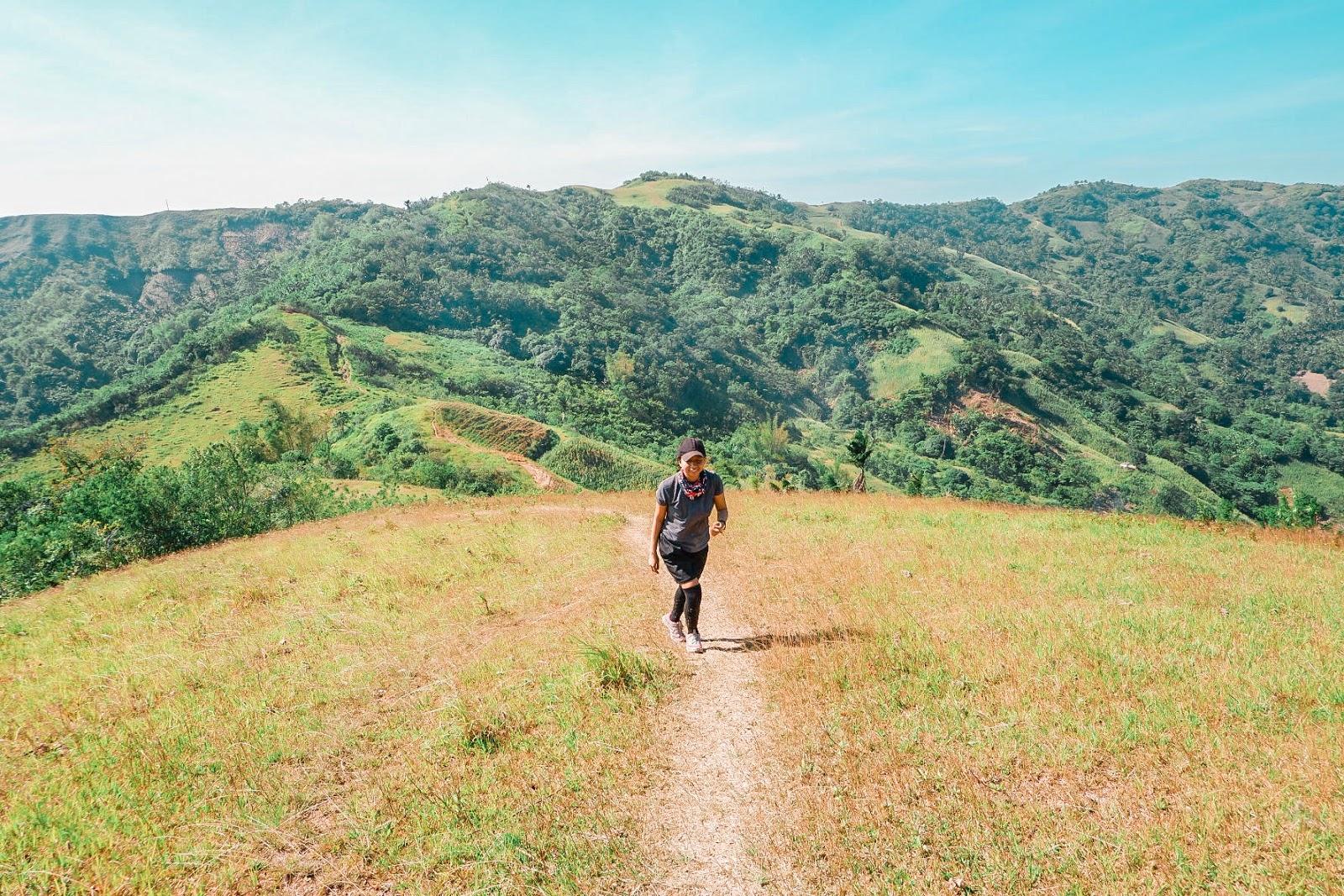 Mt. Mago in Carmen Cebu: The best hike for me so far