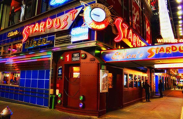 Ellen´s Stardust Dinner: Un restaurant original!