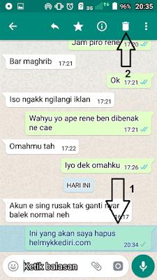 Menghapus pesan whatsapp yang terkirim1