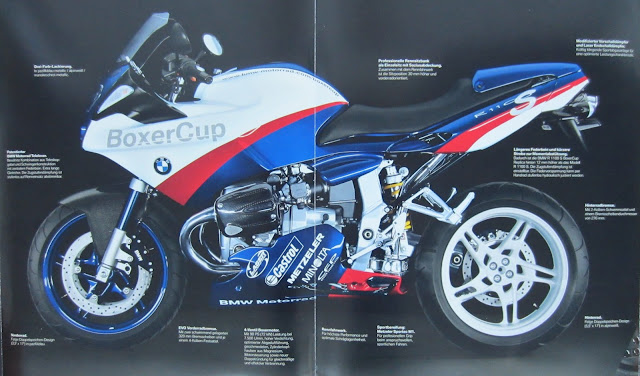 Dd Motorcycles Bmw R1100s Boxercup Tuning