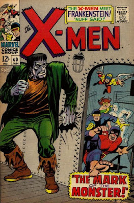 X-Men #40, Frankenstein's Monster