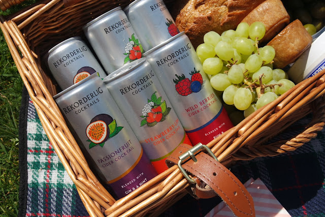 Rekorderlig Cocktails In A Can