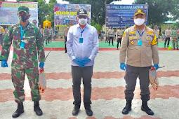 Alfaris Pattiwael Pimpin Distribusi Bansos Polres Malra ke 652 Warga