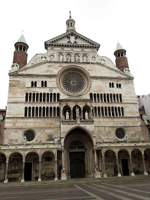 Catedral; Duomo; Cathedral; Cathédrale; Cremona; Cremone; Lombardia; Lombardy; Lombardie; Italia; Italy; Italie