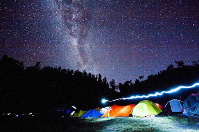 Mount Bromo Milky Way Camping, Blue Flame Ijen Crater Tour 3 Days