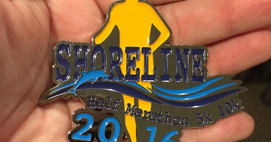 Win Some, Lose Some (Shoreline 10K)