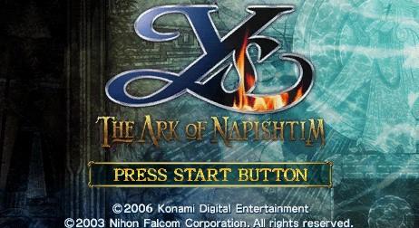 YS 6 OF NAPISHTIME PSP