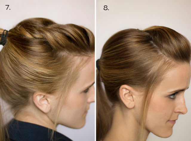 Astonishing Hair And Make Up By Steph Ten Ways To Dress Up A Ponytail Short Hairstyles Gunalazisus