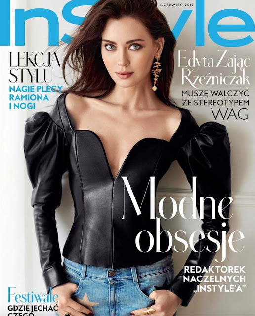 MD Management Modelagentur: Edyta / INSTYLE Magazine