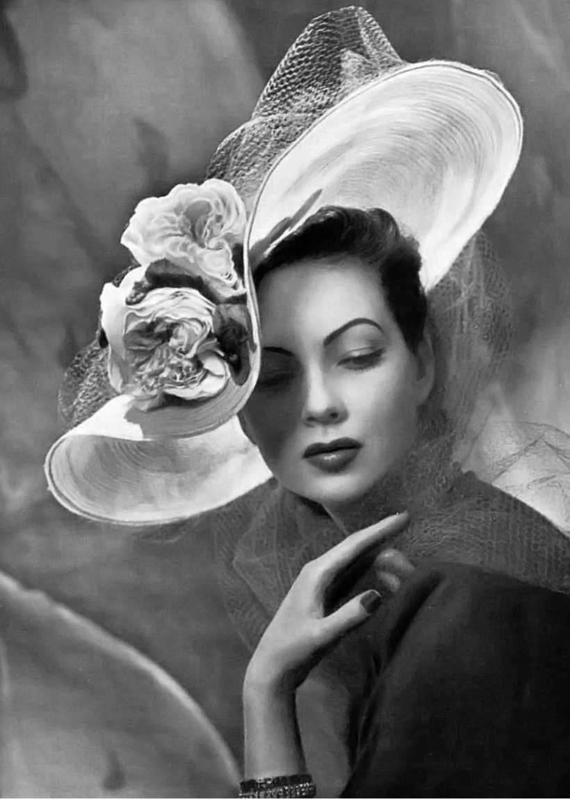 Vintage hats 1950 s