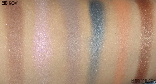 Makeup Revolution I Heart Makeup I Heart Chocolate Salted Caramel Palette | Review, Swatches, EOTD