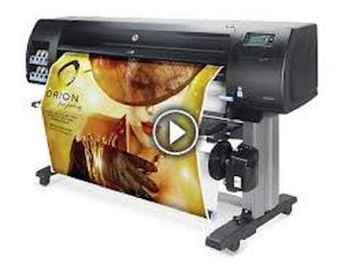 Image HP Designjet Z6800 Printer