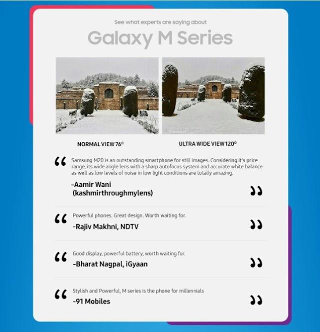 Samsung M10 & Samsung M20 Honest Review  | Samsung Budget Smartphones