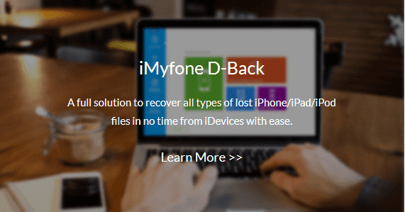 iMyfone D-Back Crack 7 1 0 4 + Serial Key Full Version Setup