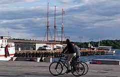 Passeig amb bicicleta per Teresa Grau Ros a Flickr