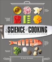 Review: The Science of Cooking by Stuart Farrimond