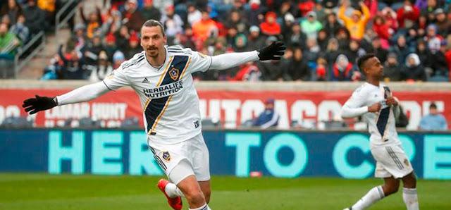 Estrella Zlatan Ibrahimovic MLS