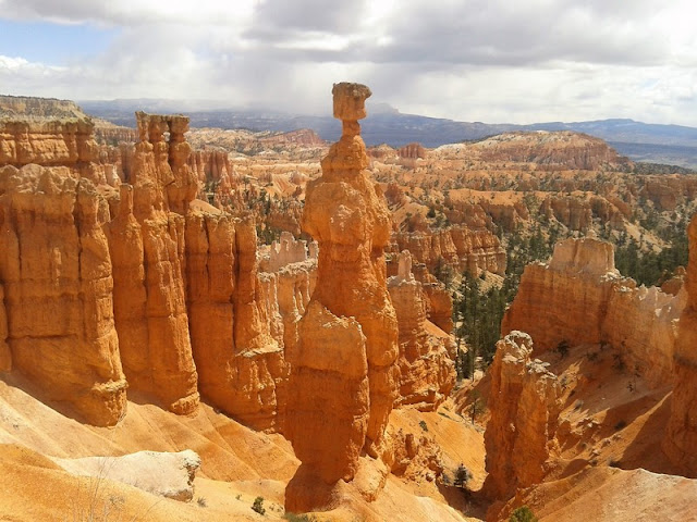 Martillo de Thor en Bryce Canyon