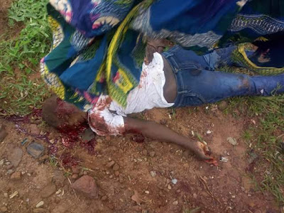 A PDP Secretary Died In A Fatal Accident In Kogi (Photo)