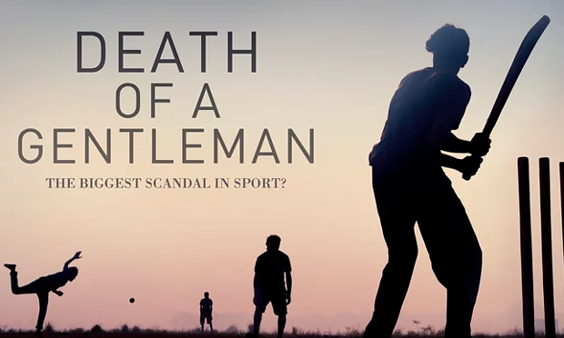 Death of a Gentleman, Poster