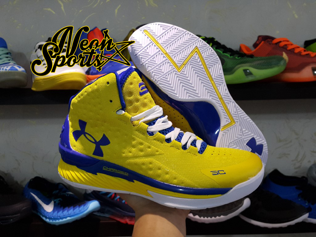 Sepatu Basket Armour Ori sepatu basket amour replika import neon sports 97ce7e5f19