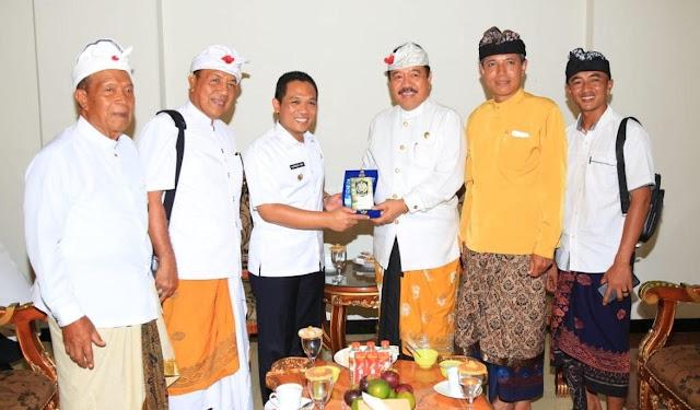 Wagub Cok Ace : Bali dan Lumajang Miliki Kedekatan Emosional