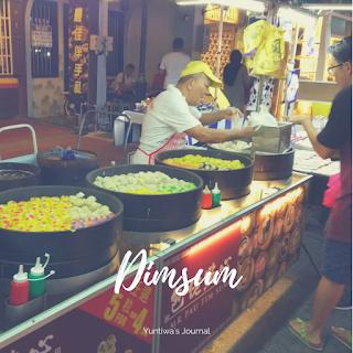 Jajanan dan Makanan Ringan khas Melaka Malaysia - Dimsum