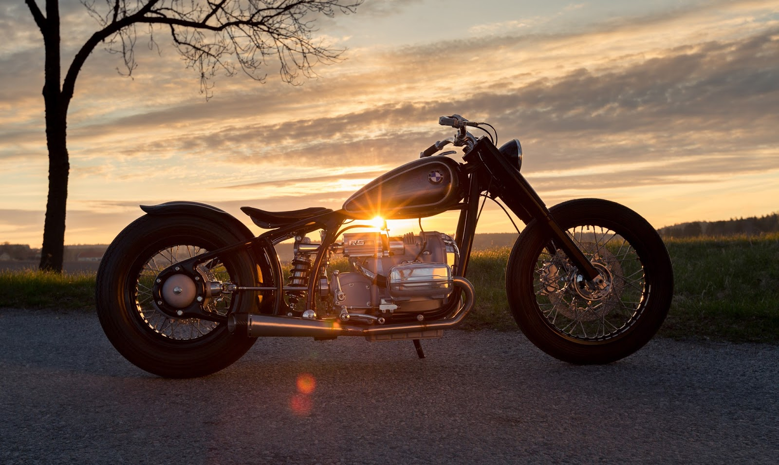 BMW Motorrad R5 Hommage | Zurück aus der Vergangenheit - Custom trifft Heritage
