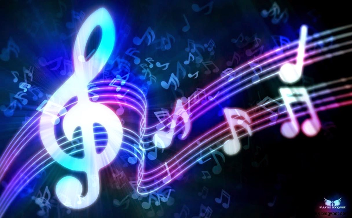 Music Notes Wallpaper: Cool Music Note Backgrounds