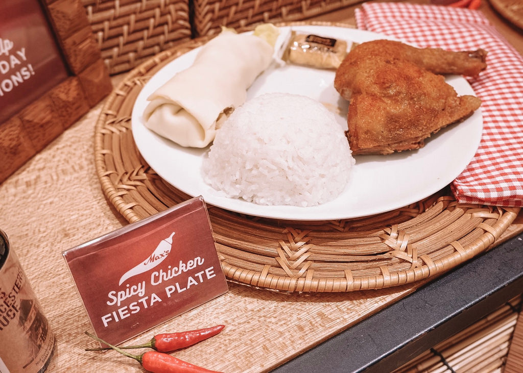 Spice Up Your Every Day Celebrations with the New Max's Spicy Chicken
