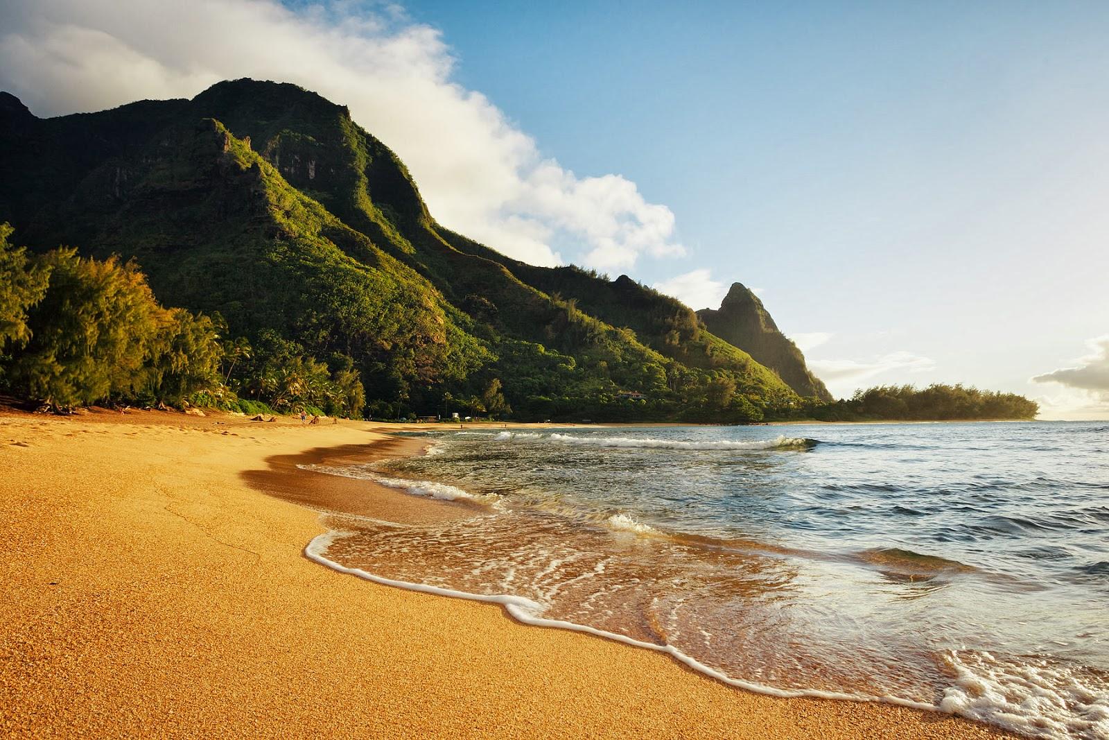 Haena Beach Kauai Hawaii Hidden Wonders