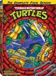 DVD Review - Teenage Mutant Ninja Turtles: Season 10: The Complete Final Season!