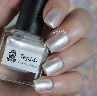 Vapid Lacquer Be The Cream