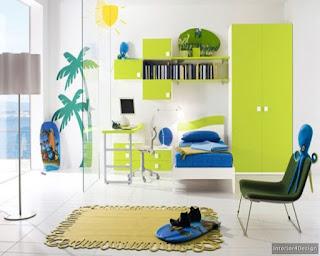Modern Children's Rooms 39