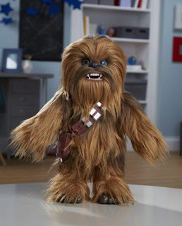 Star Wars FurReal Ultimate Co-Pilot Chewie, Toy