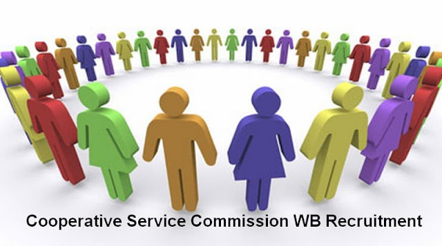 Cooperative Service Commission WB Recruitment